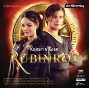 Cover-Bild zu Gier, Kerstin: Rubinrot