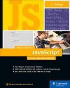 Cover-Bild zu Ackermann, Philip: JavaScript (eBook)