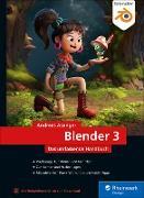 Cover-Bild zu Asanger, Andreas: Blender 3 (eBook)