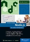 Cover-Bild zu Springer, Sebastian: Node.js (eBook)