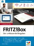 Cover-Bild zu Rühmer, Dennis: FRITZ!Box (eBook)