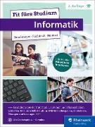 Cover-Bild zu Boockmeyer, Arne: Fit fürs Studium - Informatik (eBook)