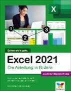 Cover-Bild zu Bilke, Petra: Excel 2021 (eBook)