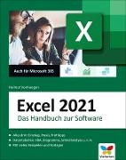 Cover-Bild zu Vonhoegen, Helmut: Excel 2021 (eBook)