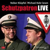 Cover-Bild zu Kobr, Michael: Schutzpatron LIVE