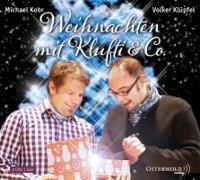 Cover-Bild zu Kobr, Michael: Weihnachten mit Klufti und Co