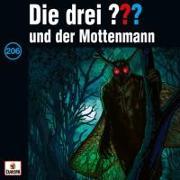 Cover-Bild zu Die Drei ??? 206. und der Mottenmann