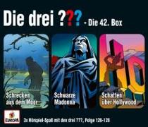 Cover-Bild zu Die drei ??? - 3er Box 42 (Folgen 126,127,128)