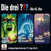 Cover-Bild zu Die drei ??? 043 / 3er Box (Folgen 129, 130, 131)