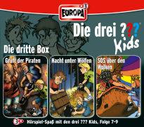 Cover-Bild zu Die drei ??? Kids 3er Box 03. Folge 07-09