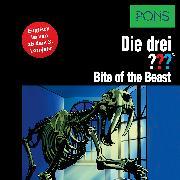 Cover-Bild zu PONS Die drei ??? Fragezeichen Bite of the Beast (Audio Download) von Erlhoff, Kari