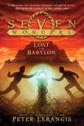 Cover-Bild zu Seven Wonders Book 2: Lost in Babylon (eBook) von Lerangis, Peter