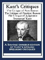 Cover-Bild zu Kant, Immanuel: Kant's Critiques (eBook)
