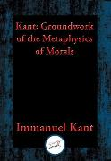 Cover-Bild zu Kant, Immanuel: Groundwork for the Metaphysics of Morals (eBook)