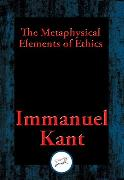 Cover-Bild zu Kant, Immanuel: The Metaphysical Elements of Ethics (eBook)