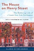 Cover-Bild zu Snyder-Grenier, Ellen M.: The House on Henry Street (eBook)
