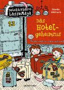 Cover-Bild zu Widmark, Martin: Detektivbüro LasseMaja - Das Hotelgeheimnis (Detektivbüro LasseMaja, Bd. 19)
