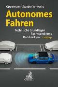 Cover-Bild zu Oppermann, Bernd H. (Hrsg.): Autonomes Fahren