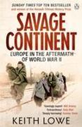 Cover-Bild zu Lowe, Keith: Savage Continent