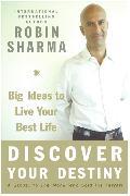 Cover-Bild zu Sharma, Robin: Discover Your Destiny