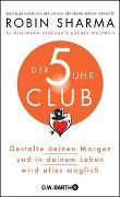 Cover-Bild zu Sharma, Robin S.: Der 5-Uhr-Club