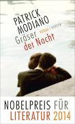 Cover-Bild zu Modiano, Patrick: Gräser der Nacht