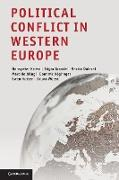 Cover-Bild zu Dolezal, Martin: Political Conflict in Western Europe