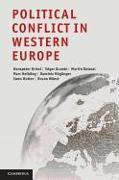 Cover-Bild zu Kriesi, Hanspeter (Universitat Zurich): Political Conflict in Western Europe