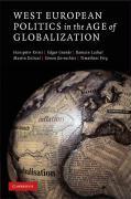 Cover-Bild zu Kriesi, Hanspeter (Universitat Zurich): West European Politics in the Age of Globalization