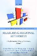 Cover-Bild zu Hooghe, Liesbet: Measuring Regional Authority