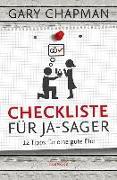 Cover-Bild zu Chapman, Gary: Checkliste für Ja-Sager