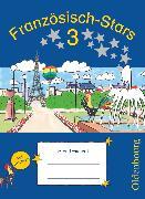 Cover-Bild zu Gleich, Barbara: Französisch-Stars, 3. Schuljahr, Übungsheft, Mit Lösungen