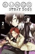 Cover-Bild zu Kafka Asagiri: Bungo Stray Dogs, Vol. 2 (light novel)