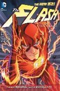 Cover-Bild zu The Flash Vol. 1: Move Forward (The New 52) von Manapul, Francis