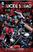 Cover-Bild zu Suicide Squad Vol. 5: Walled In (The New 52) von Kindt, Matt