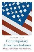 Cover-Bild zu Kaplan, Dana Evan: Contemporary American Judaism