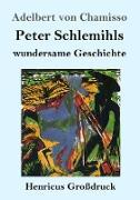 Cover-Bild zu Chamisso, Adelbert Von: Peter Schlemihls wundersame Geschichte (Großdruck)