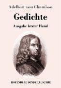 Cover-Bild zu Chamisso, Adelbert Von: Gedichte