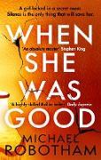Cover-Bild zu Robotham, Michael: When She Was Good (eBook)
