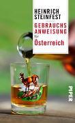 Cover-Bild zu Steinfest, Heinrich: Gebrauchsanweisung für Österreich