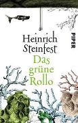 Cover-Bild zu Steinfest, Heinrich: Das grüne Rollo