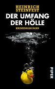 Cover-Bild zu Steinfest, Heinrich: Der Umfang der Hölle