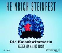 Cover-Bild zu Steinfest, Heinrich: Die Haischwimmerin