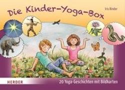Cover-Bild zu Binder, Iris: Die Kinder-Yoga-Box