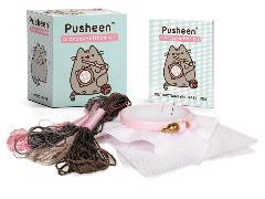 Cover-Bild zu Belton, Claire: Pusheen: A Cross-Stitch Kit