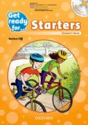 Cover-Bild zu Get Ready for: Starters: Student's Book and Audio CD Pack