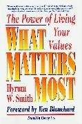 Cover-Bild zu Smith, Hyrum W.: What Matters Most