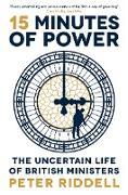 Cover-Bild zu Riddell, Peter: 15 Minutes of Power (eBook)