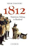 Cover-Bild zu Zamoyski, Adam: 1812
