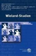 Cover-Bild zu Manger, Klaus (Hrsg.): Wieland-Studien 11